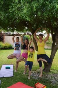TEEN jóga